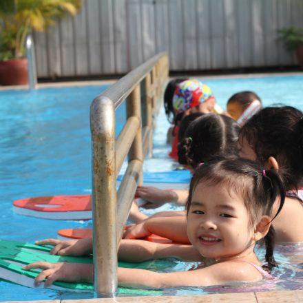 Kindergarten Swimming