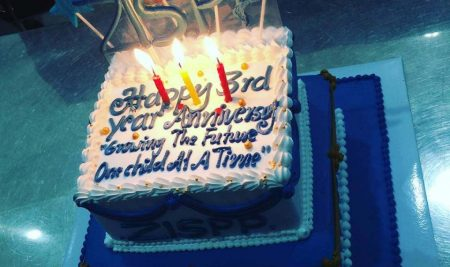 The 3rd Anniversary of ZISPP