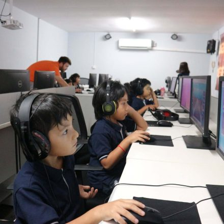 Leading the way with immersive learning technology