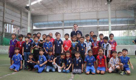 ZISPP First School-Wide Olympics Games