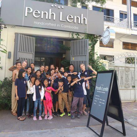 Grade 4 Field to Penh Lenh Jewelry Shop
