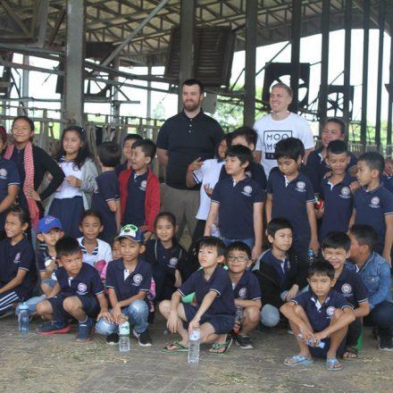 Grade 3 Field Trip to Moo Moo Farm