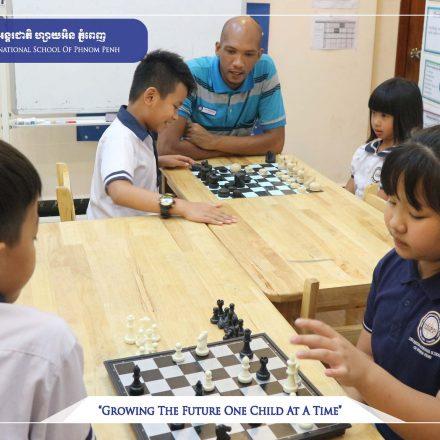 Chess Club Activity