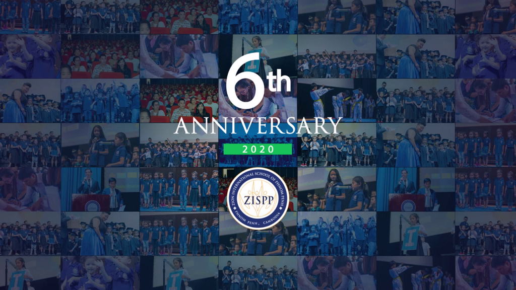 Happy 6th Anniversary ZISPP
