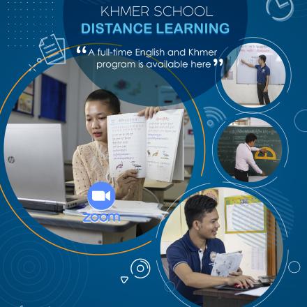 Khmer School Distance Learning